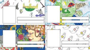 Karta miejska dziecięcą kreską. Zagłosuj na najlepszy projekt