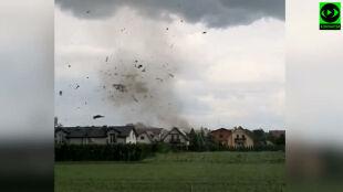 """Czy w Polsce istnieje """"aleja tornad""""? IMGW wyjaśnia"""
