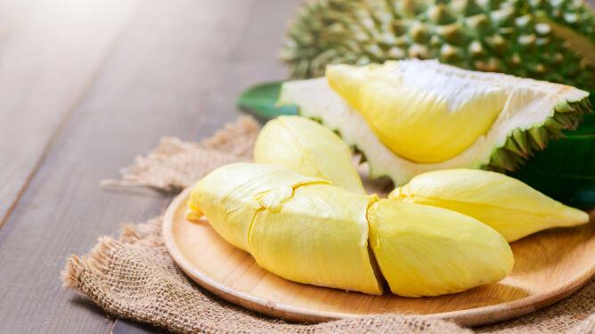Handel durianem, przysmakiem z Malezji, <br />cierpi z powodu koronawirusa