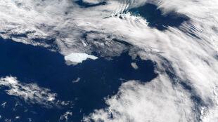 Zagrożenie nie minęło. Góra lodowa A68a wciąż może być niebezpieczna dla Georgii Południowej